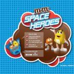 M&M's Space Heroes