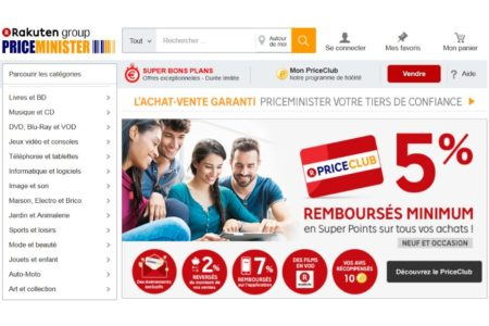 PriceMinister : Max Boublil gage de ROI ?!