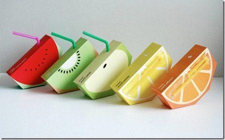 Quand l'emballage alimentaire devient design
