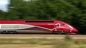 Thalys : Quelle mauvaise pub ?!