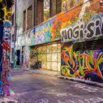 Quelques villes à découvrir qui s'intéressent au Street art