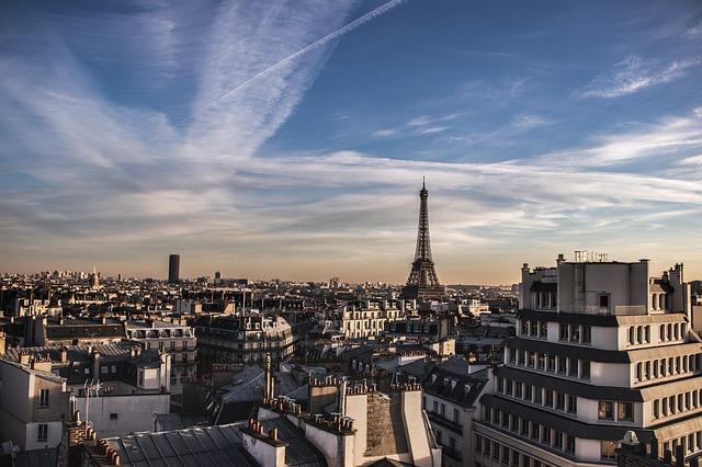 Guide des plus beaux toits et terrasses de bars à Paris
